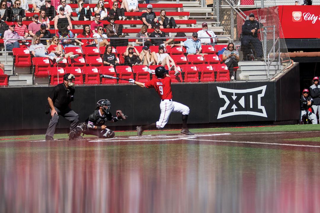 Texas Tech Baseball vs. New Mexico