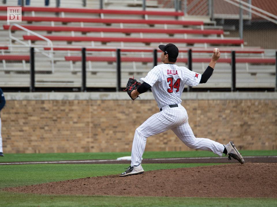 Texas Tech Baseball gains third win over Rice University, 7-6