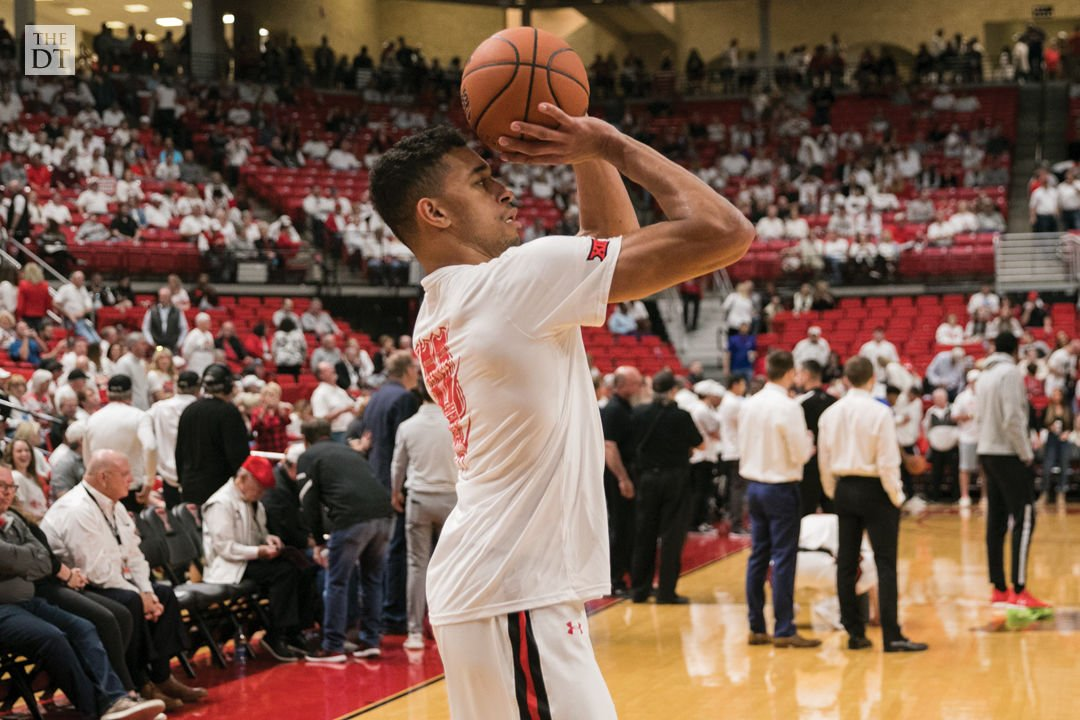 Texas Tech Men S Basketball Vs Kansas Gallery Dailytoreador Com