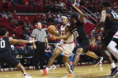Texas Tech Men's Basketball vs. Incarnate Word