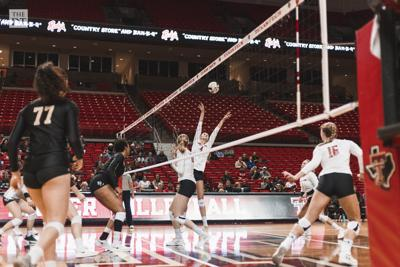 Texas Tech Volleyball vs. Baylor