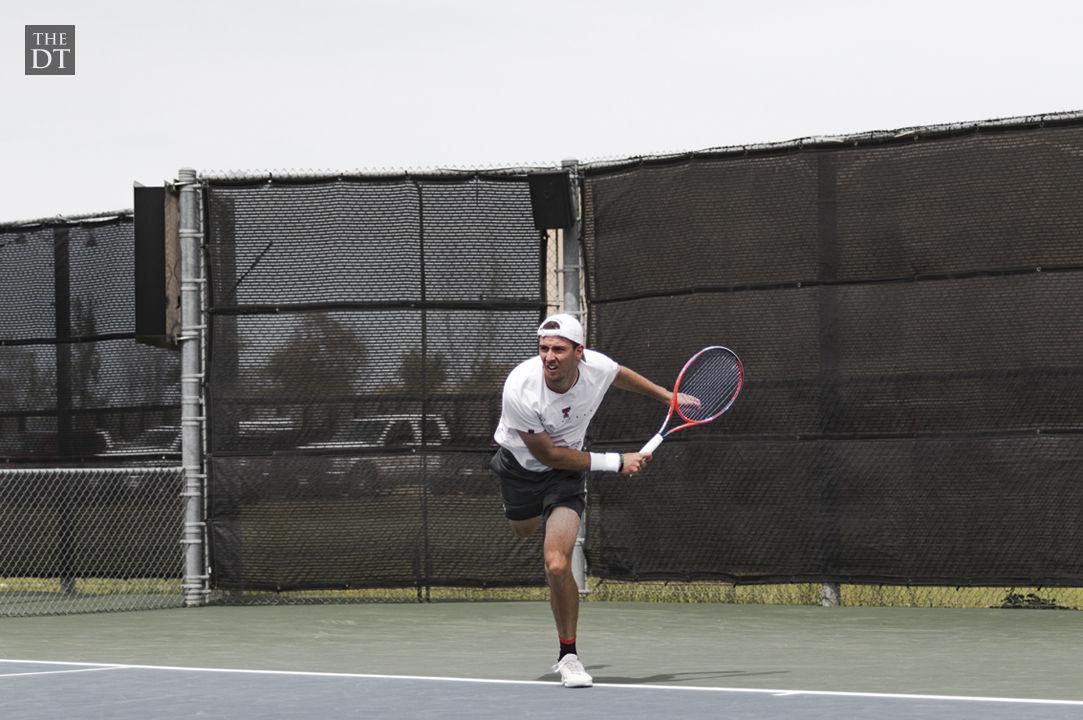 Red Raider Tennis vs OU