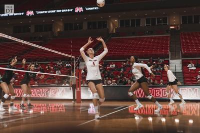 Texas Tech Volleyball vs. Baylor
