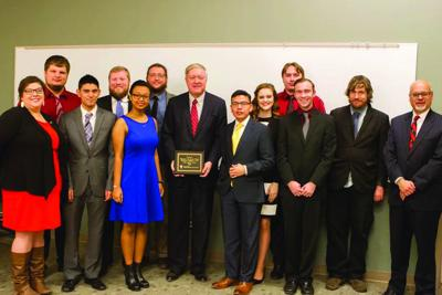 Debate team continues to be successful