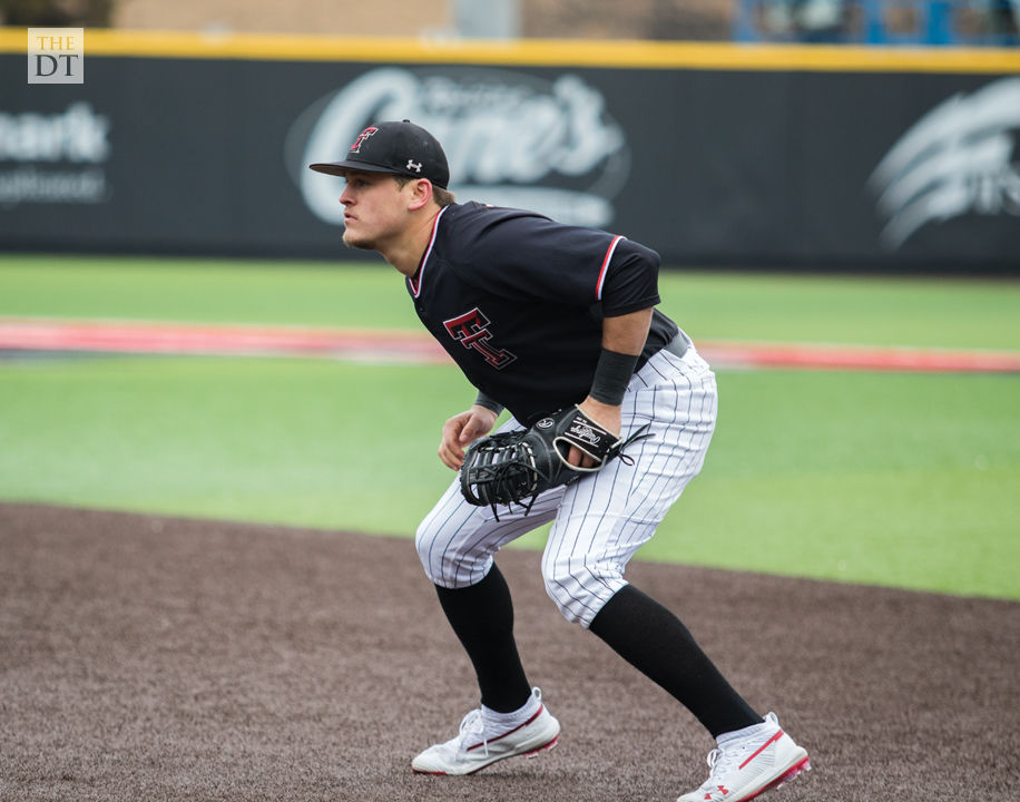 Texas Tech baseball wins home opener against Houston Baptist 5-1