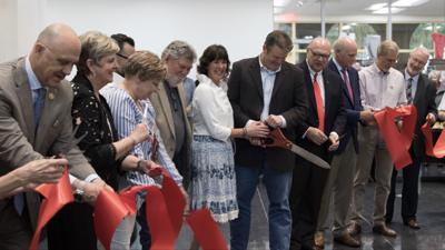 HSC University Center Ribbon Cutting