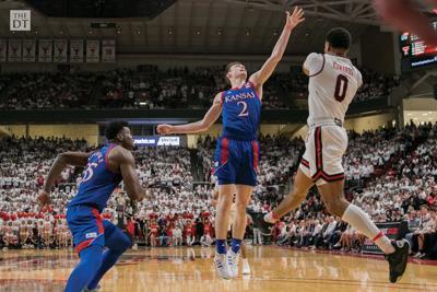 Texas Tech Men's Basketball vs. Kansas