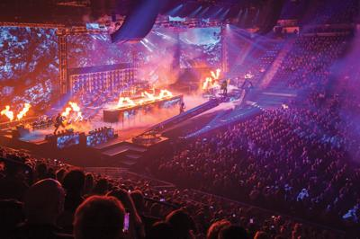 Trans-Siberian Orchestra performs at Tech
