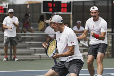 Red Raider Tennis vs OU