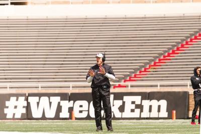 Texas Tech Football Scrimmage