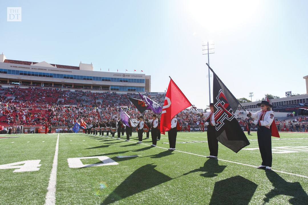 Texas Tech Football vs. Iowa State