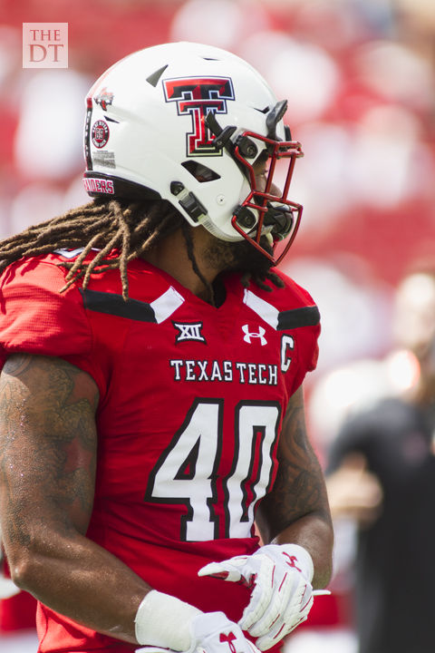 Texas Tech Football vs. Houston | Gallery | dailytoreador.com