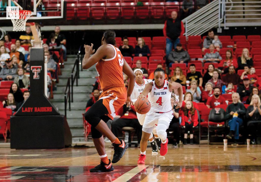 Lady Raider Basketball vs. #12 Texas