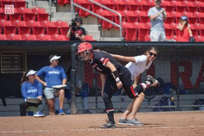 Red Raider Softball vs Kentucky Game Two