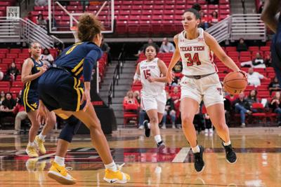 The Lady Raiders lose to West Virginia, 71-69
