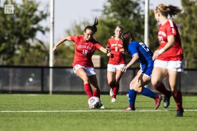 Texas Tech Soccer VS LCU