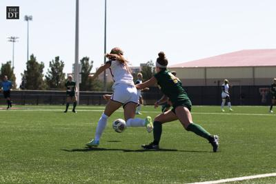 Texas Tech Soccer vs. Baylor