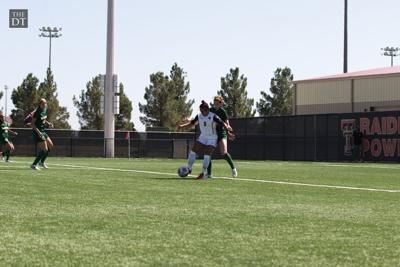 Texas Tech Soccer vs. Baylor