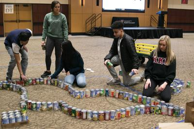 CANstruction: Day One