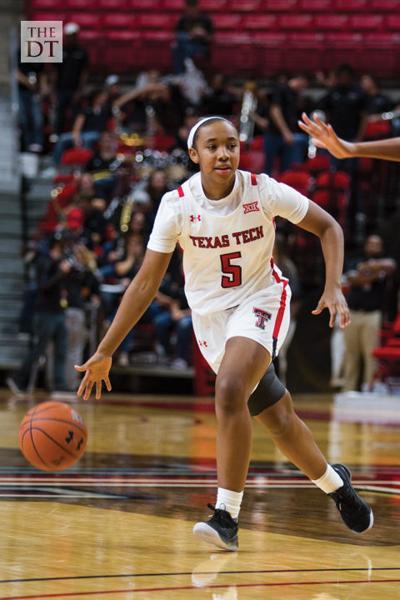 Texas Tech Women's Basketball vs. Florida A&M