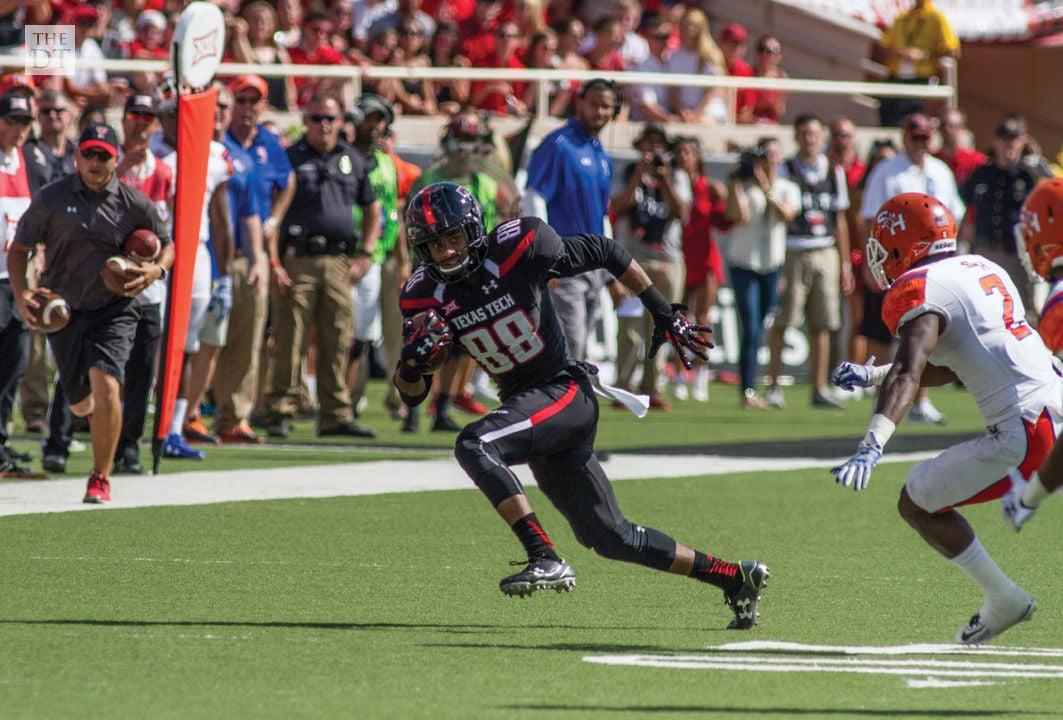 Texas Tech vs. Oklahoma State set for primetime kickoff, September 30