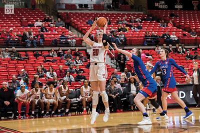 Texas Tech Women's Basketball vs. Kansas