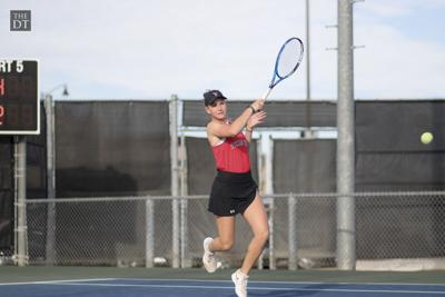Lady Raider Tennis vs. West Virginia