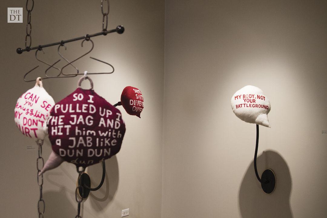 2nd Year MFA in Studio Art Studnet Exhibition