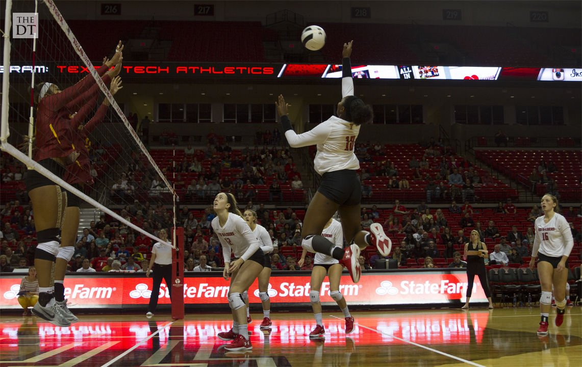 Women's Volleyball vs. Iowa State