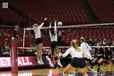 Texas Tech vs. TCU Volleyball