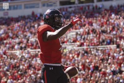Texas Tech Football vs. Oklahoma State University