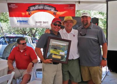 Spike Dykes Charity Golf Tournament raises more than $320,000 for Alzheimer's research