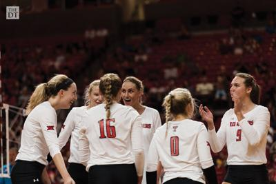 Texas Tech Volleyball vs. Iowa State
