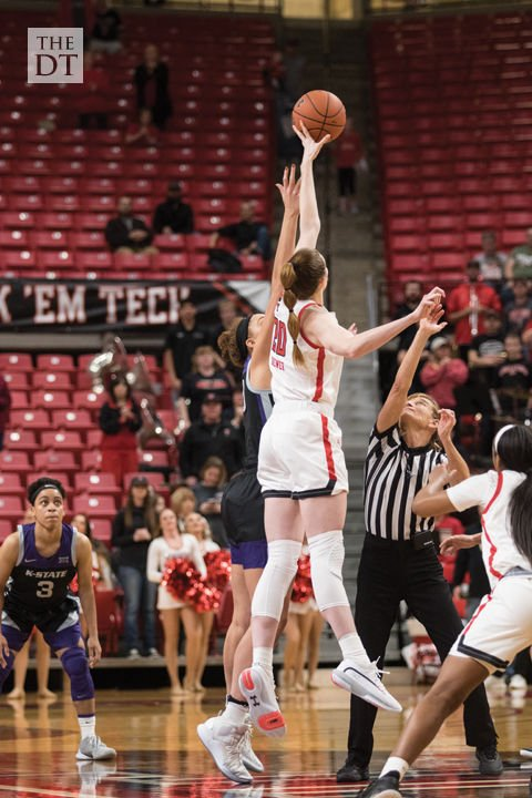 Texas Tech Women's Basketball vs. Kansas State