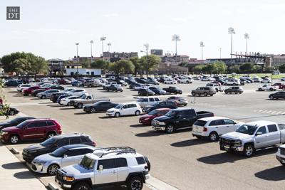 Commuter Parking Lot