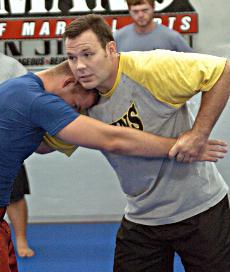 Pittman's Jiu-Jitsu teaches more than how to fight