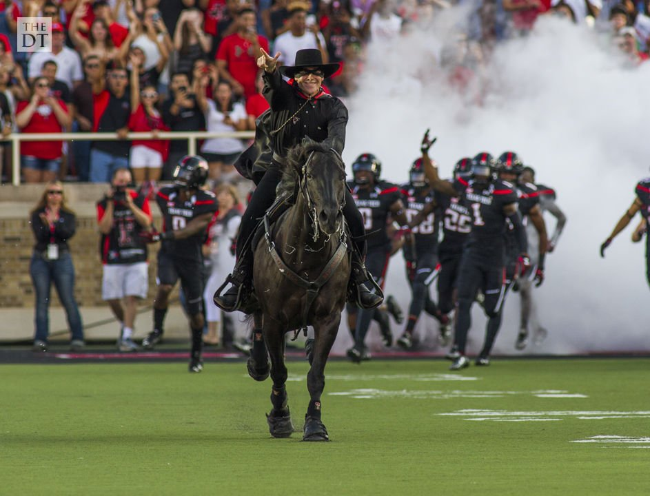 Texas Tech vs. Stephen F. Austin
