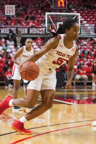 Texas Tech Lady Raiders defeat Oklahoma State Cowgirls 109-79