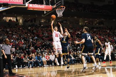 Texas Tech Men's Basketball vs. West Virginia