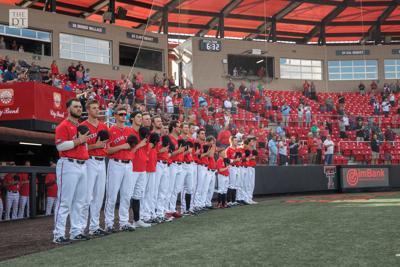 Red Raider Baseball vs University of Texas Rio Grande Valley