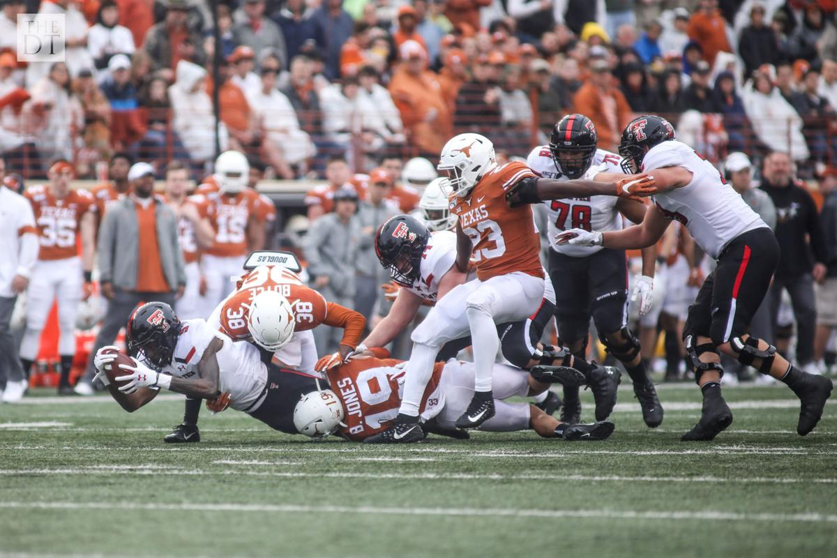 Texas Tech Football vs. University of Texas