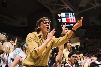 Texas Tech Men's Basketball vs. West Virginia