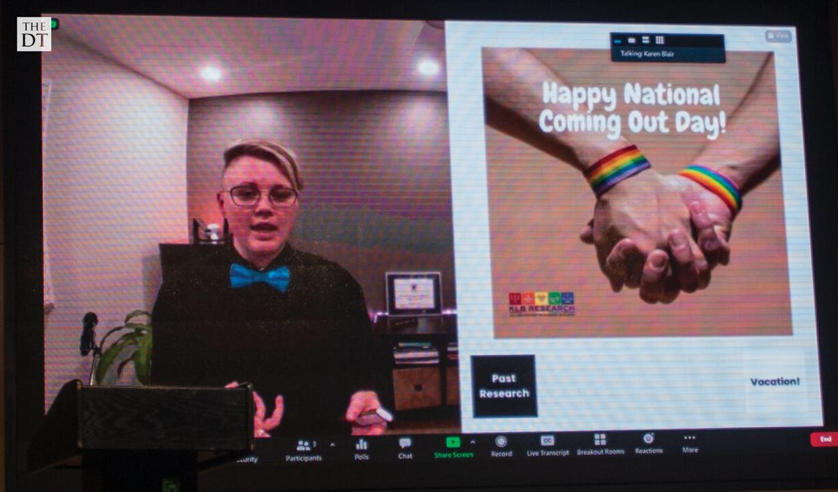 Studies on Same-sex public affection