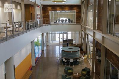 Innovation Hub provides space for businesses, students