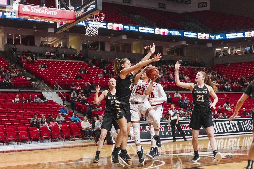 Texas Tech Women's Basketball vs. Idaho