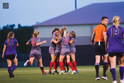 Texas Tech Soccer vs. Abilene Christian
