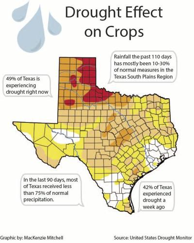 Lubbock dry period to surpass 1920s record