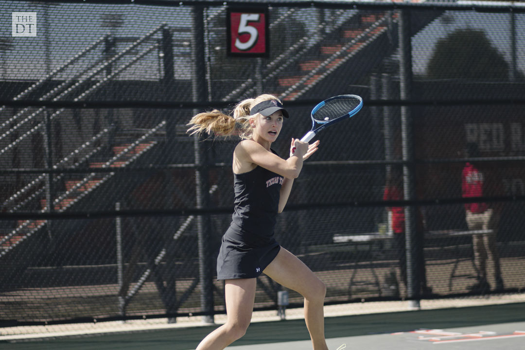 Lady Raider Tennis vs Iowa State