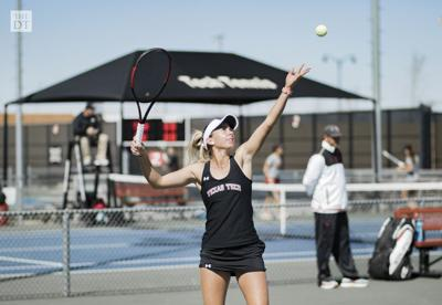 Lady Raider Tennis vs Iowa State