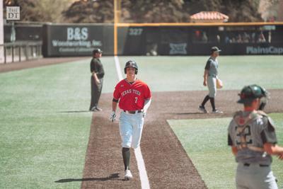 Texas Tech Baseball vs Stetson